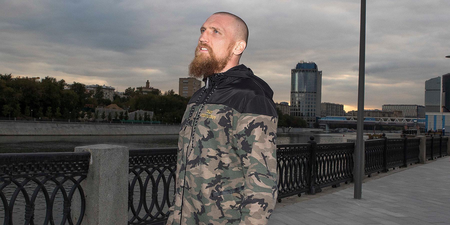Боксер Кудряшов дебютирует в MMA