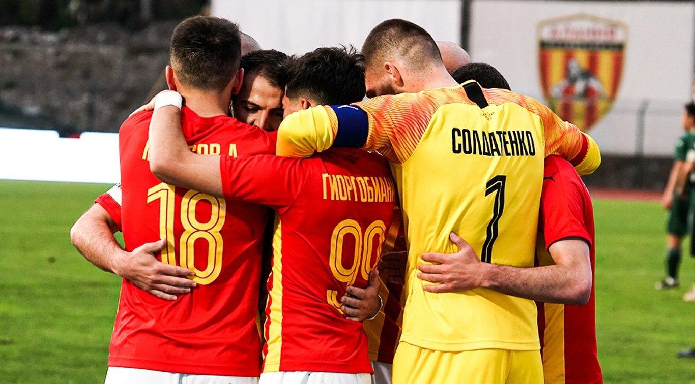 «Алания» в большинстве обыграла «СКА-Хабаровск», «Краснодар-2» вырвал победу у «Томи»