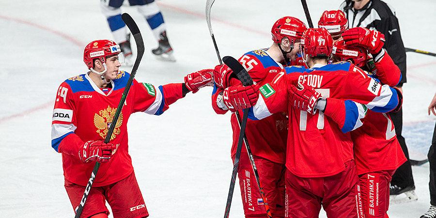 Нападающий Чинахов сыграет в полуфинале МЧМ-2021