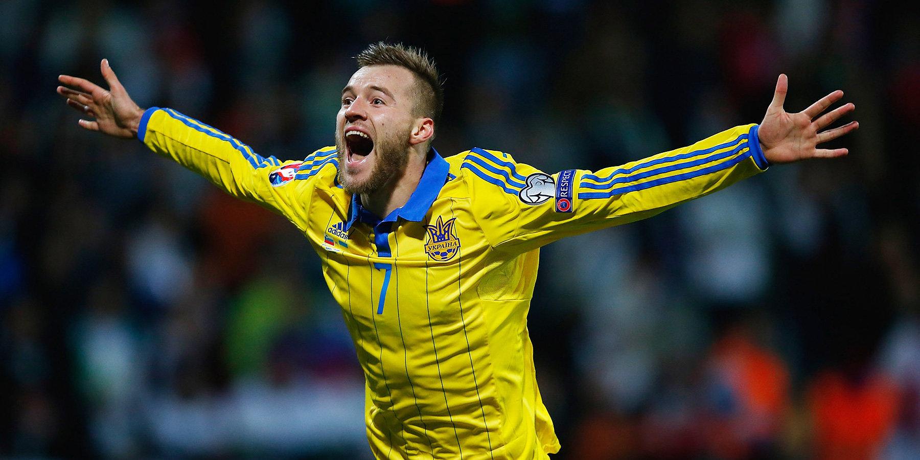 Ярмоленко определился с игровым номером в «Вест Хэме»