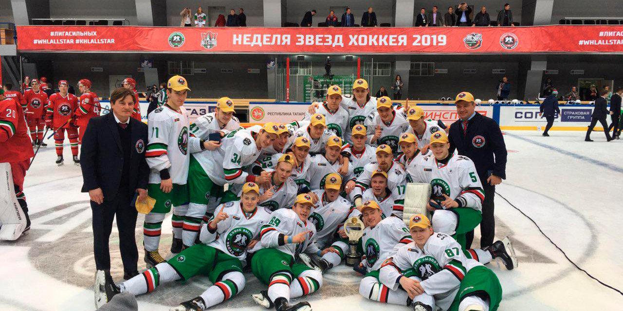 Запад выиграл Кубок Вызова в шестой раз подряд
