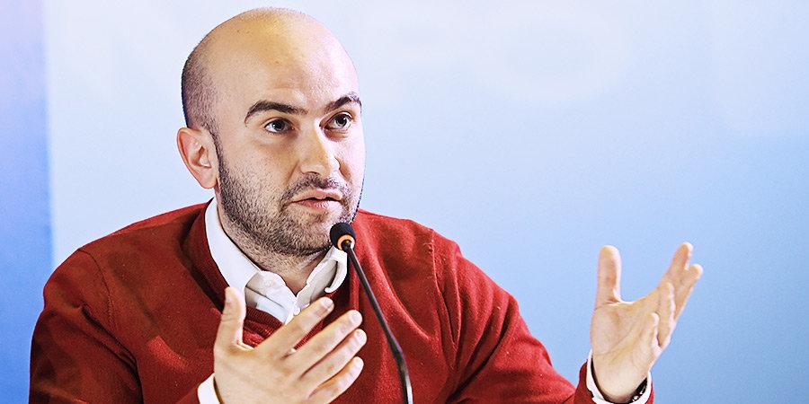 «Я не планировал работать в Баку». Арустамян прокомментировал получение аккредитации на Евро-2020