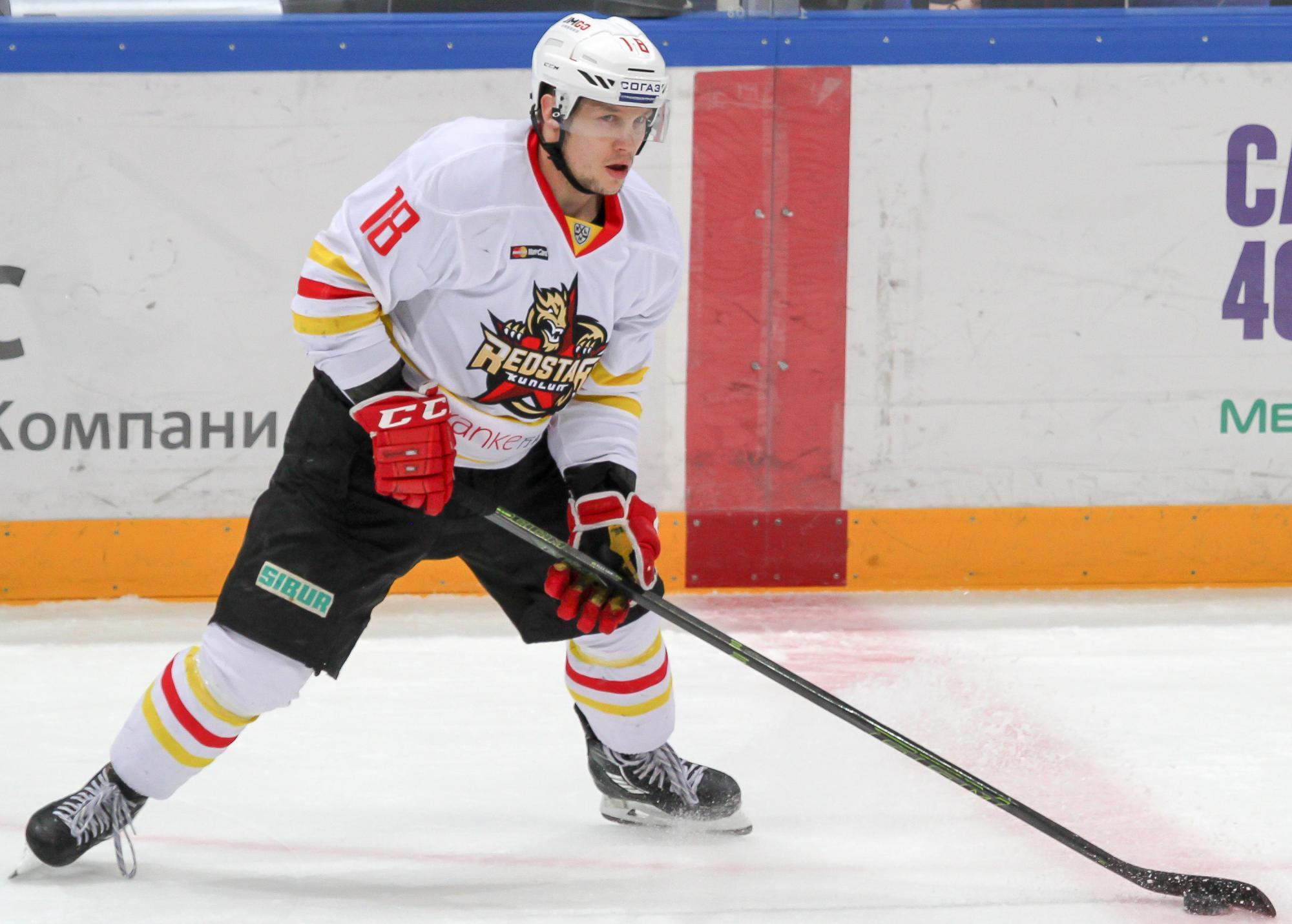 СоставХК «Югра» пополнил финский защитник Туукка Мянтюля