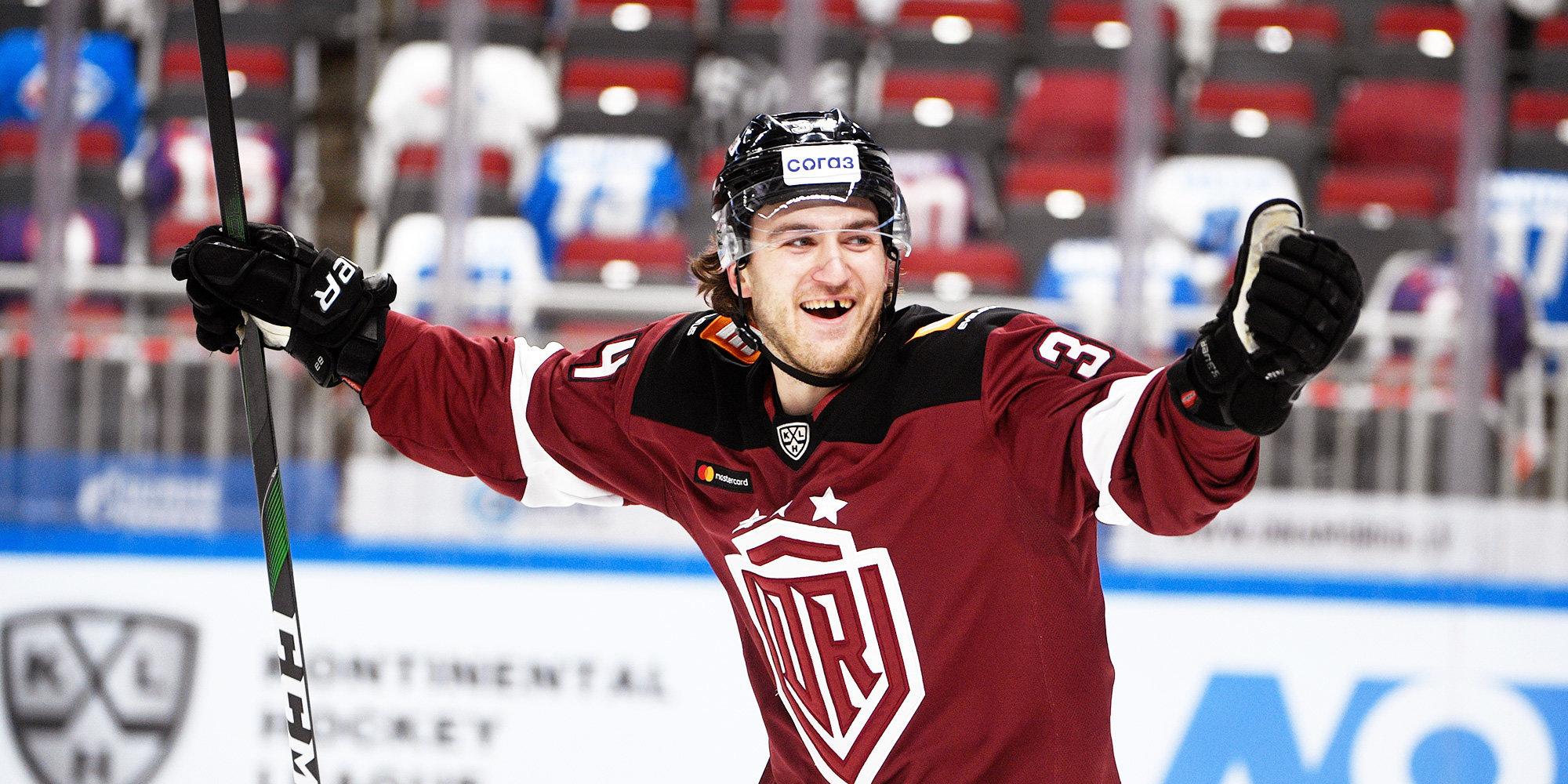 «Сочи» подписал самого скоростного игрока регулярного чемпионата КХЛ-2020/21