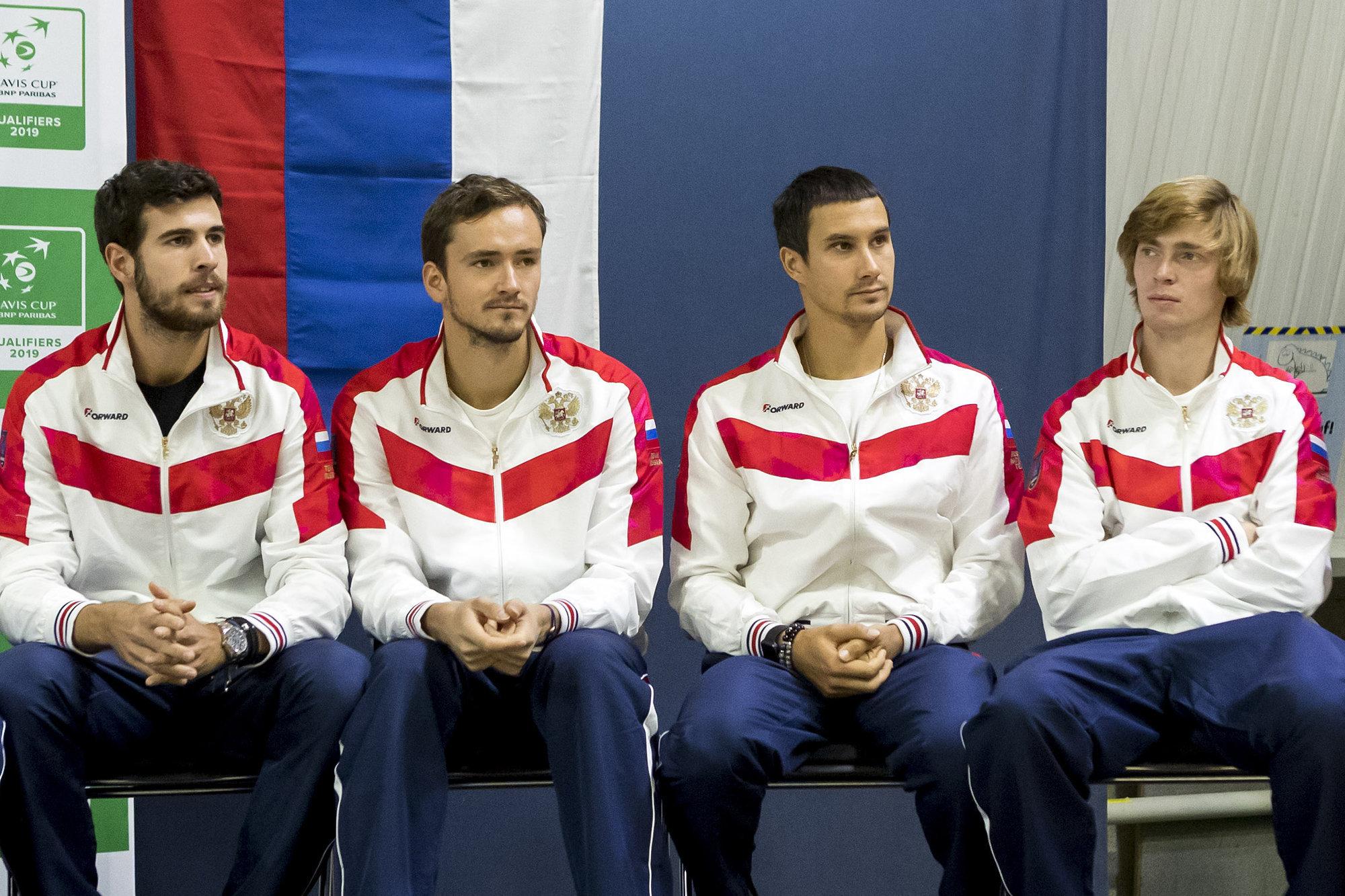 Андрей Рублев: «У нас нереальные дружеские отношения в сборной, все на одной волне»