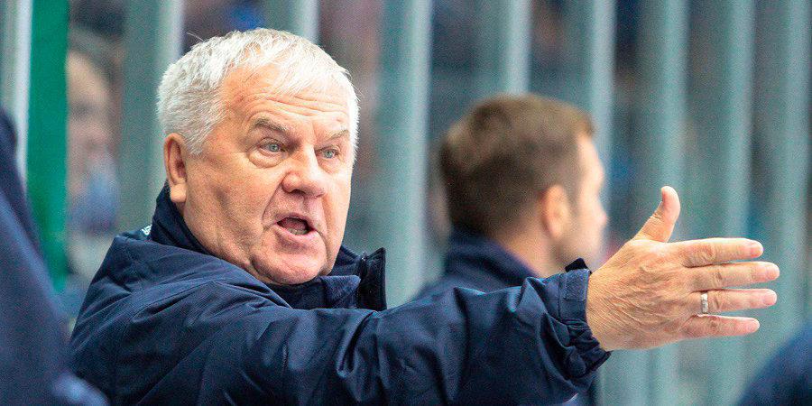 Владимир Крикунов: «30 лет назад моя команда выиграла предсезонный турнир в этом же дворце спорта»