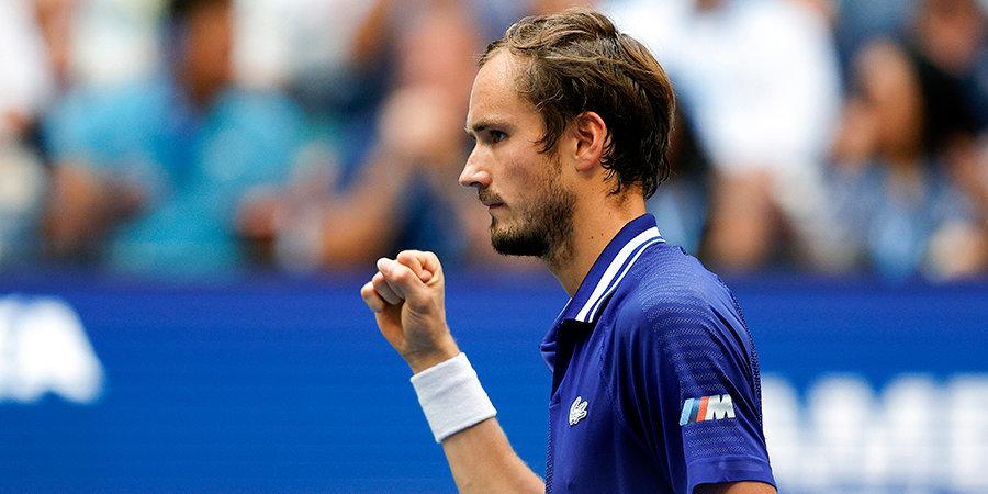 Медведев стал победителем US Open, поражение «Ак Барса», травма Черышева и другие ночные новости