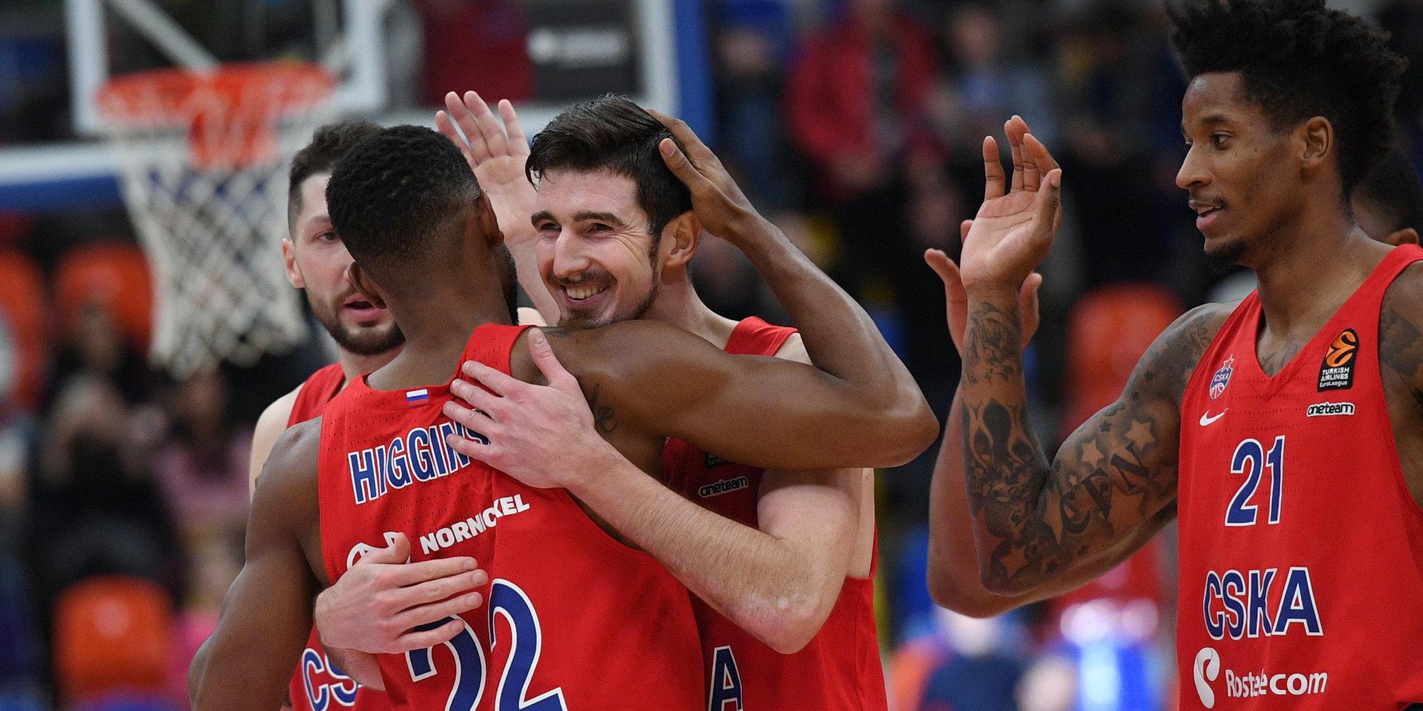 ЦСКА вышел в финал Евролиги, отыграв 14 очков по ходу матча с «Реалом»