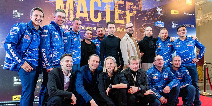 Никита Павленко — о сериале «Мастер»: «Очень редко предоставляется шанс сыграть настоящих героев»