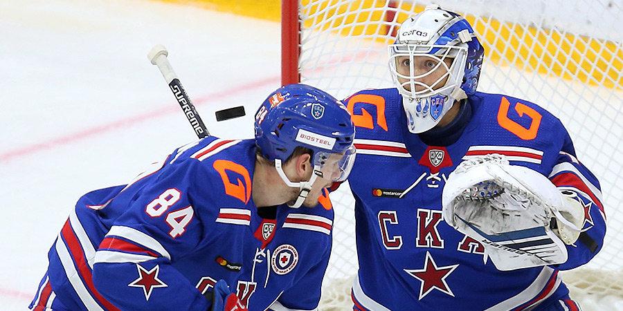 СКА одержал домашнюю победу над «Сочи», минское «Динамо» обыграло «Куньлунь»
