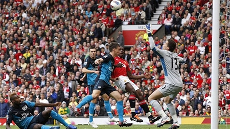 Манчестер юнайтед арсенал 8 2 все голы матча