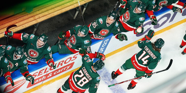 «Ак Барс» одержал девятую победу подряд, обыграв московское «Динамо»