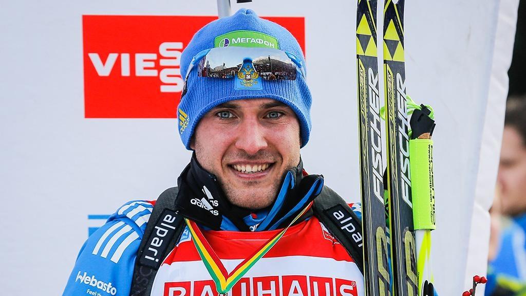 Русские биатлонисты выиграли сингл-микст начемпионате Европы