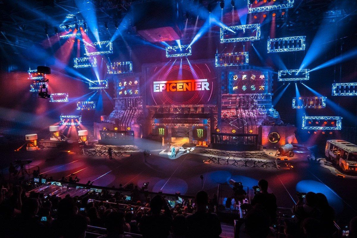 Следующий турнир серии EPICENTER пройдет в северной столице
