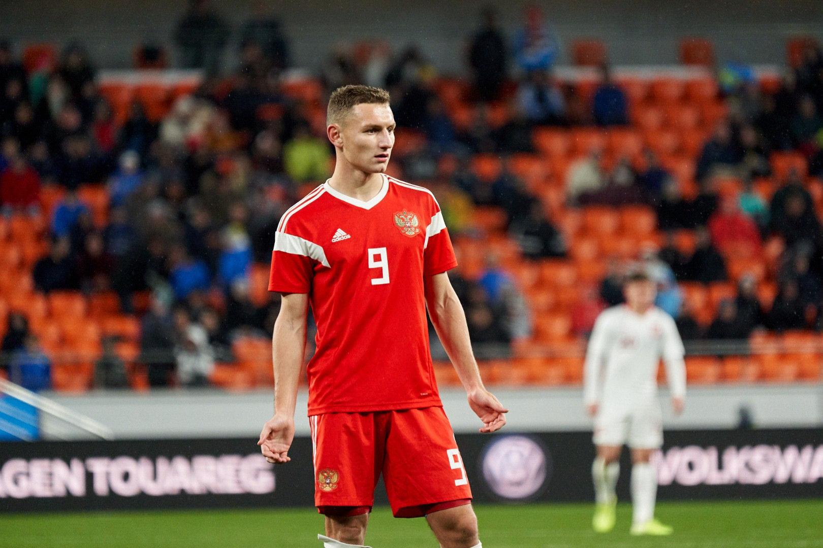Россия испания молодежные сборные футбол трансляция