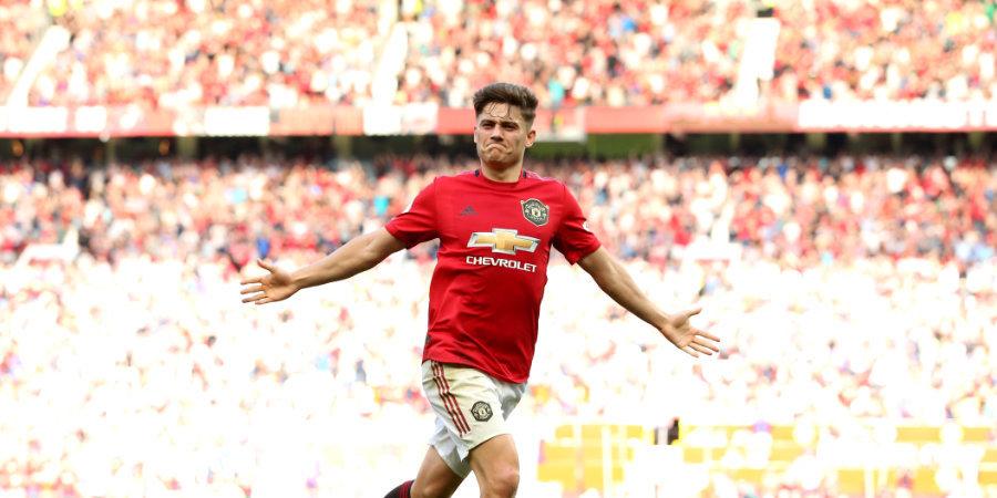 «Лидс» купил Дэниела Джеймса из «Манчестер Юнайтед»