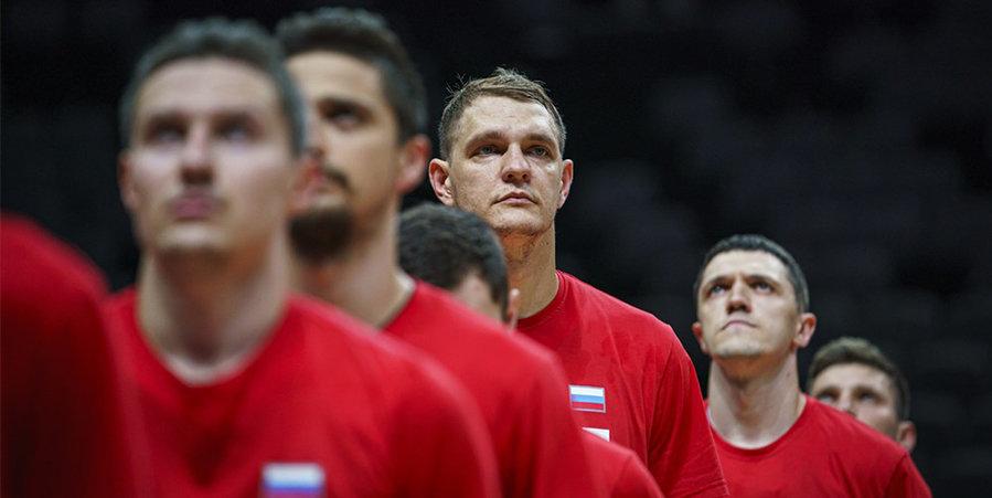 Россия и Исландия поменялись домашними матчами в квалификации чемпионата мира-2023