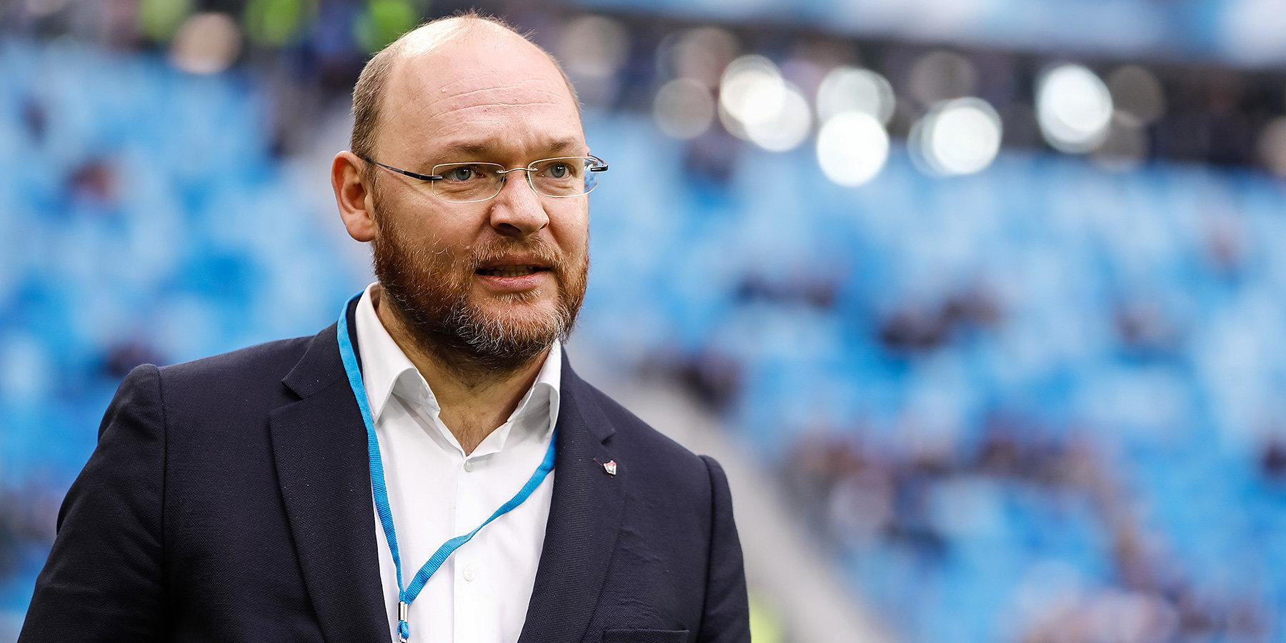 Илья Геркус: «Глобальная проблема нашего футбола — переход из юношеского на взрослый уровень»