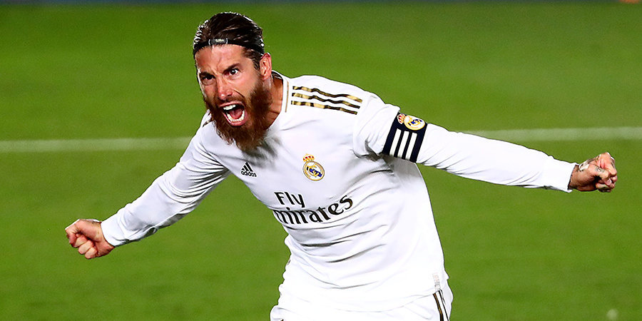 «Реал» договорился с Рамосом о новом контракте