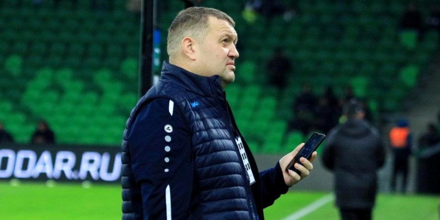 Спортивный директор «Тамбова» сообщил об увеличении суммы долга клуба