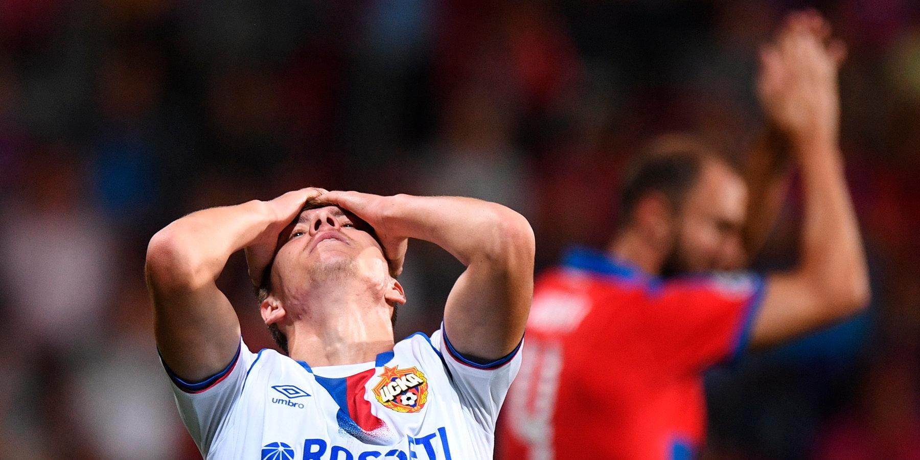 ЦСКА теряет свою шикарную молодёжь