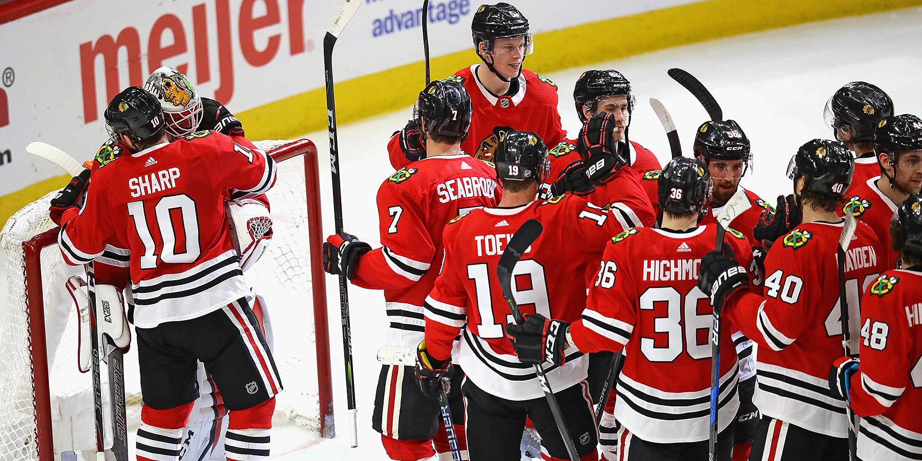 Сможет ли Сан Хосе обыграть Чикаго На что делать ставки на НХЛ 1 Марта 2018