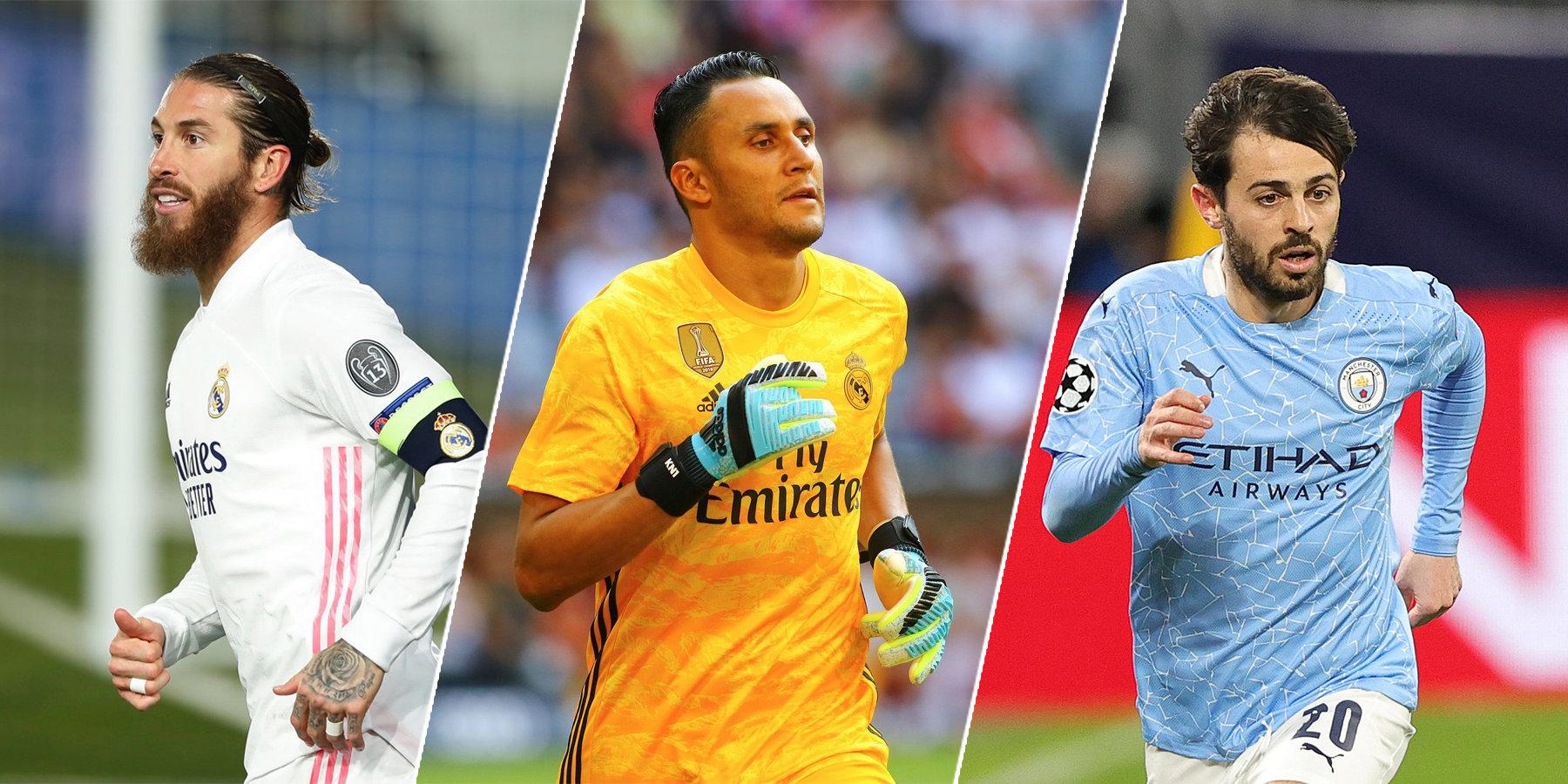 Рамос - в «ПСЖ», Навас - в «МЮ», а Силва - в «Барселоне»? Трансферная жара в Европе