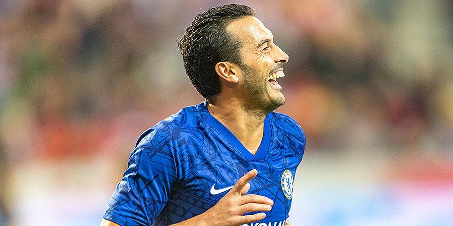 Педро: «Я принадлежу «Челси» и хочу остаться здесь»