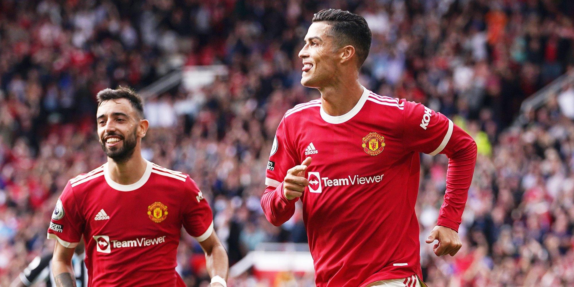 В «Манчестер Юнайтед» не исключили, что Роналду пропустит матч стартового тура Лиги чемпионов
