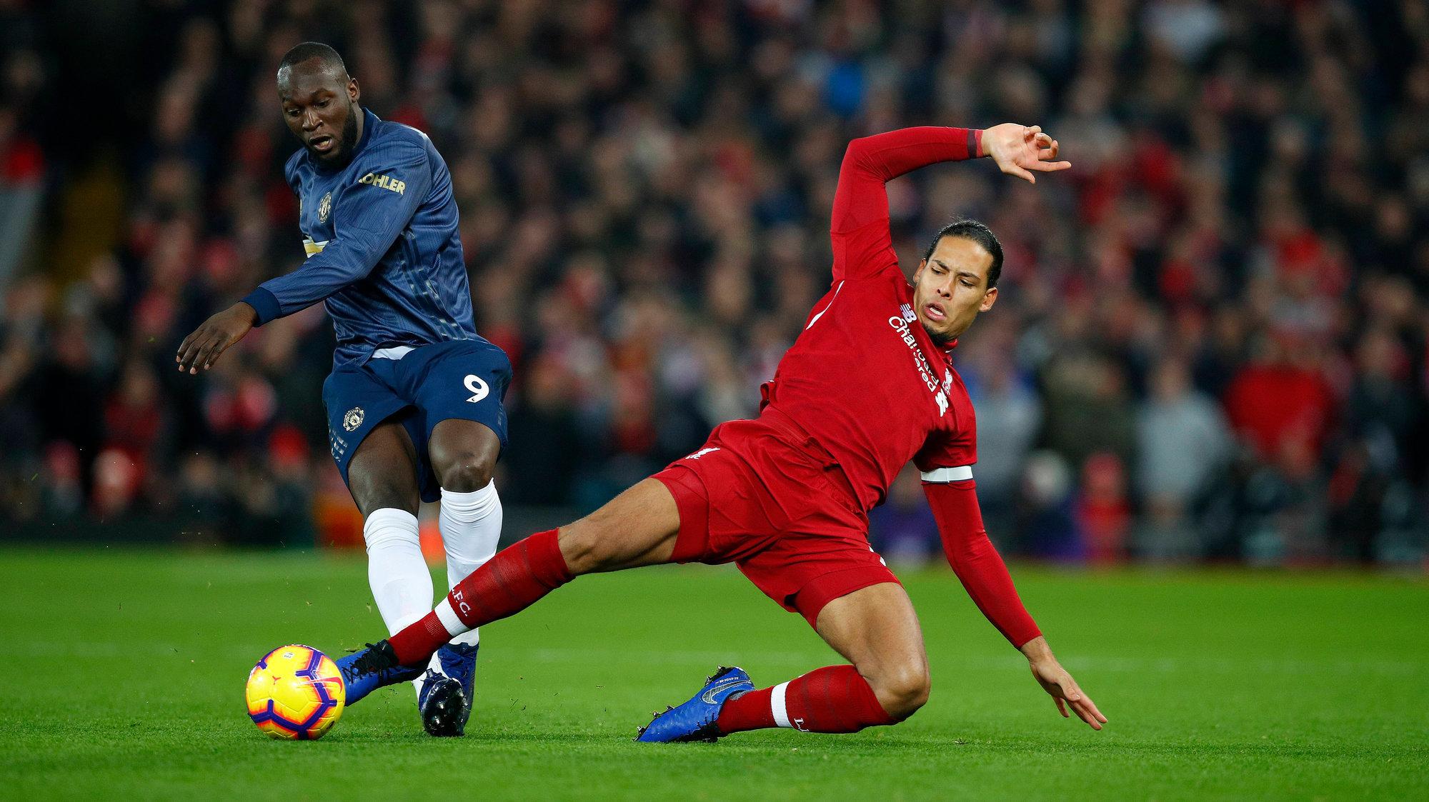 Манчестер юнайтед ливерпуль гол бентеке