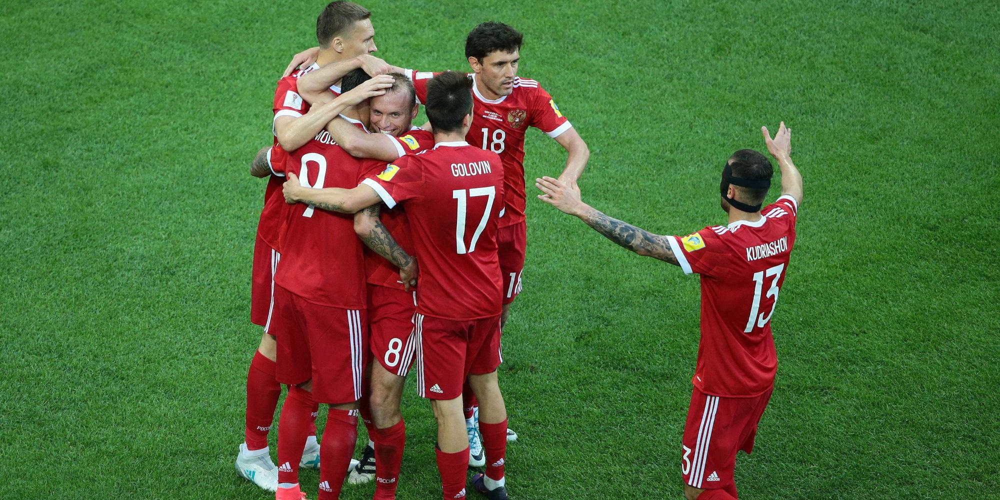 Португалия: Итальянский судья Рокки обслужит матч Кубка конфедерации Российская Федерация