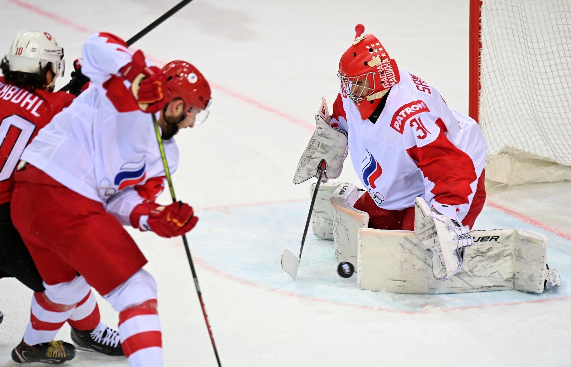 Самонов, Проворов и Бурдасов признаны лучшими игроками сборной России на ЧМ-2021