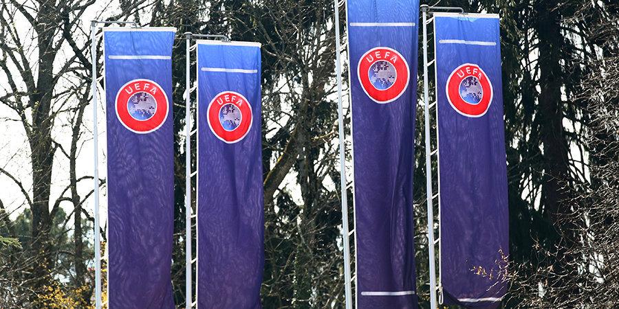 УЕФА отменил чемпионат Европы для игроков до 19 лет