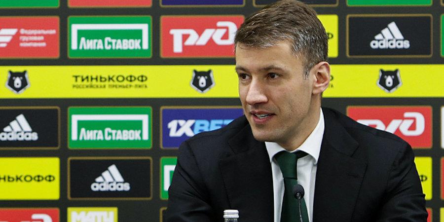 Нобель Арустамян: «Локомотив» будто бы приобрел очень богатый человек, который не считает деньги»