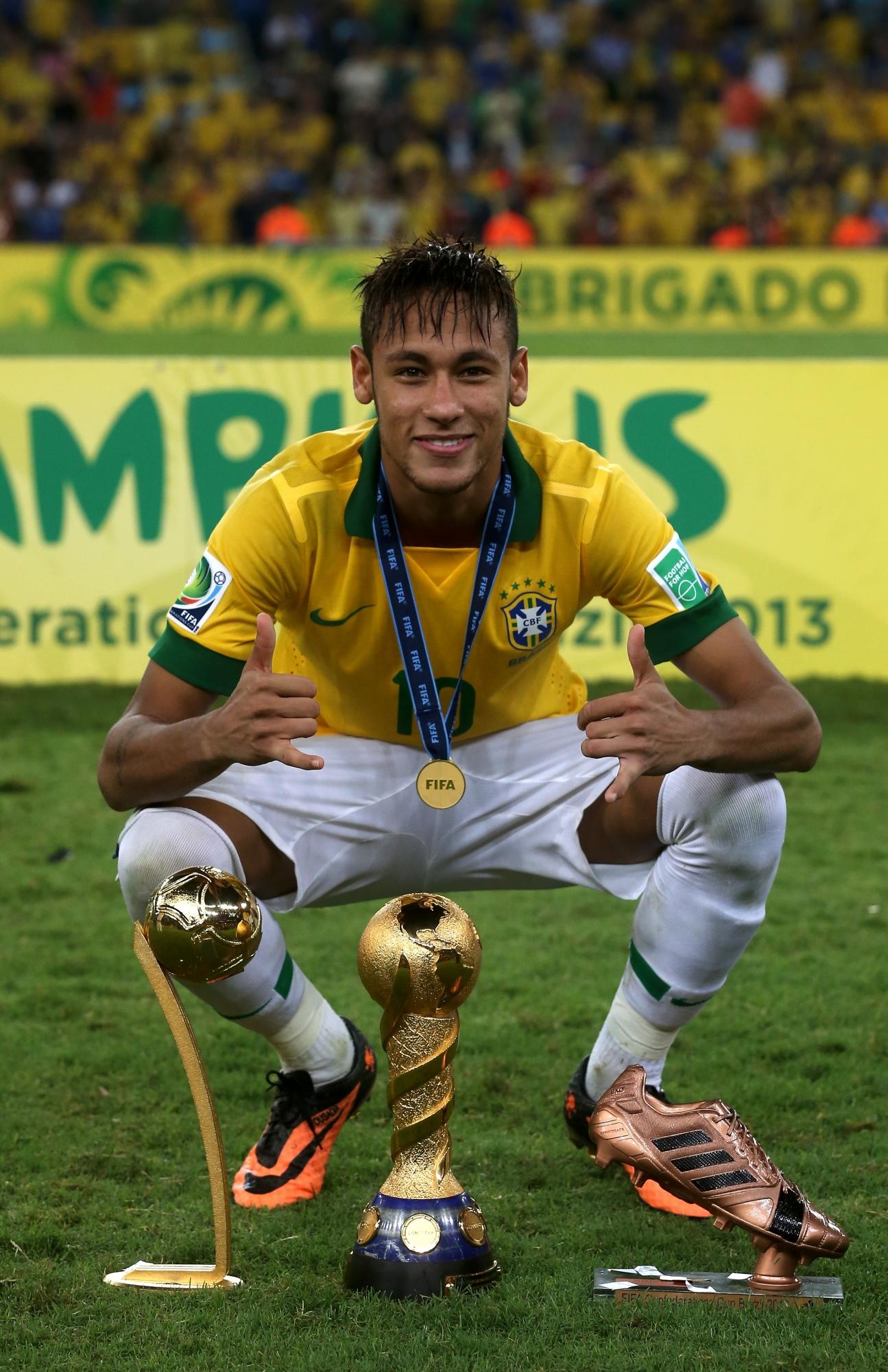 Бразилия испания футбол кубок конфедерации