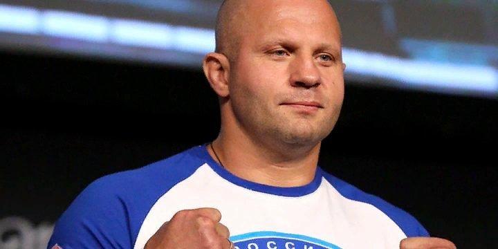 Емельяненко-старший объяснил, почему не подписал контракт с UFC
