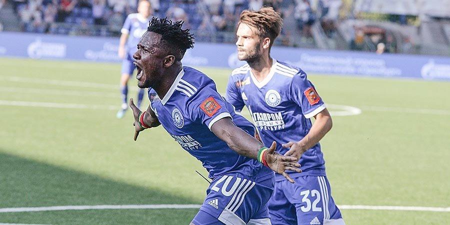 «Оренбург» разгромил «Велес», «Балтика» вырвала победу на последних минутах матча с «Енисеем»