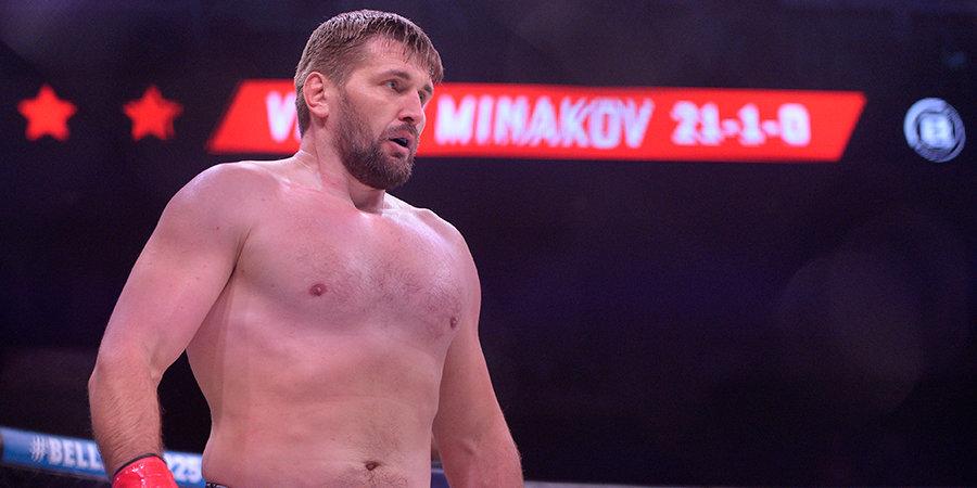 Виталий Минаков: «Фергюсон - самый неудобный для Хабиба соперник»
