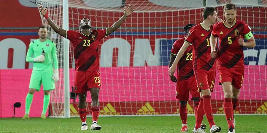 Бельгия не смогла обыграть Грецию в товарищеском матче. Украинцы победили Северную Ирландию