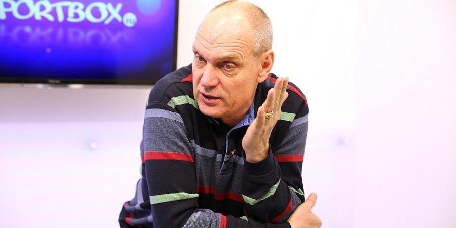 Александр Бубнов: «Черчесову не стоило снова играть в пять защитников»