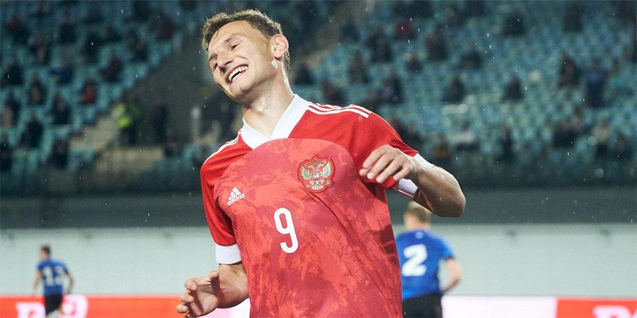Федор Чалов: «В первом тайме мы неплохо реализовали план на игру»