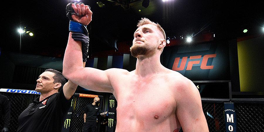 UFC подтвердил бой Волкова и Гана 26 июня