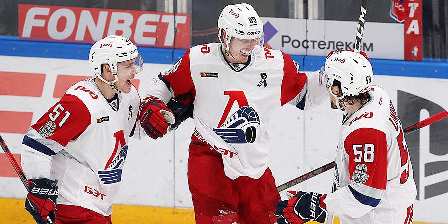 «Локомотив» обыграл ЦСКА в овертайме и перевел серию в седьмой матч