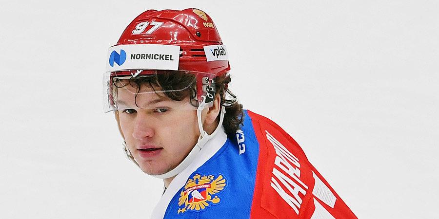 В США полагают, что Капризов способен забросить не менее 20 шайб в своем дебютном сезоне в НХЛ