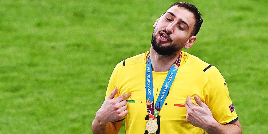 Антонио Кассано: «Если Доннарумма является лучшим голкипером в мире, то почему «Реал» и «Барселона» за ним не идут?»