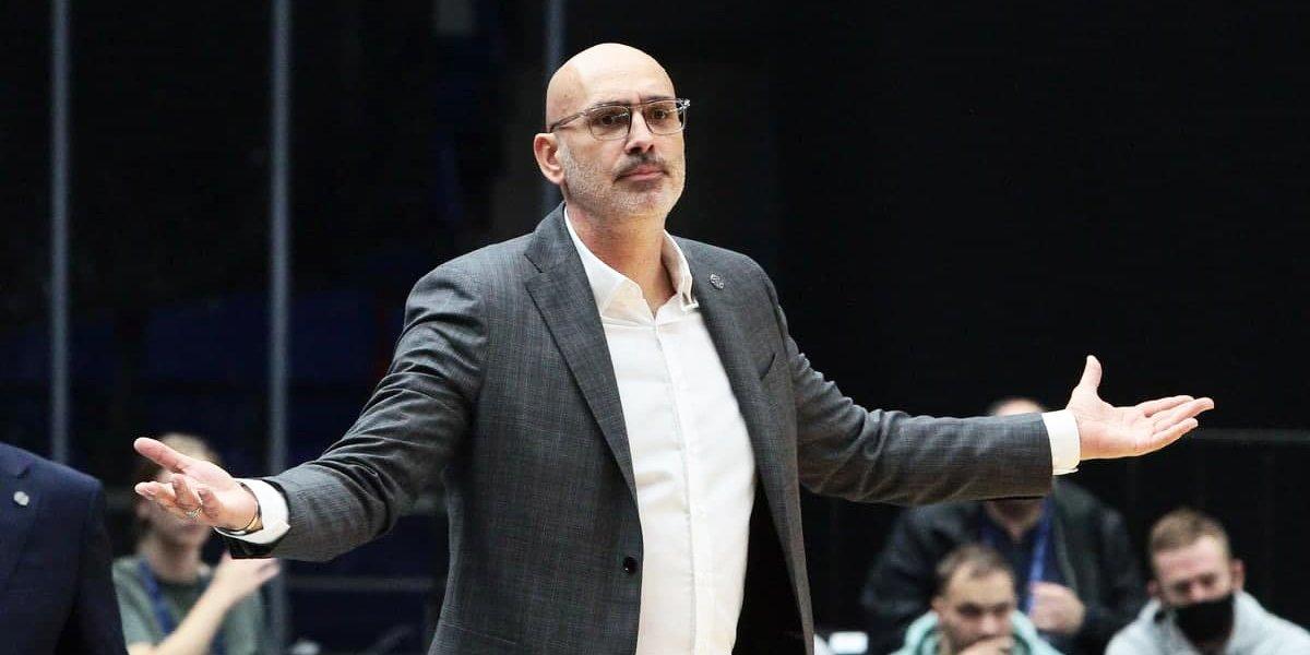 Зоран Лукич: «В четвертой четверти мы вновь потеряли фокус игры»