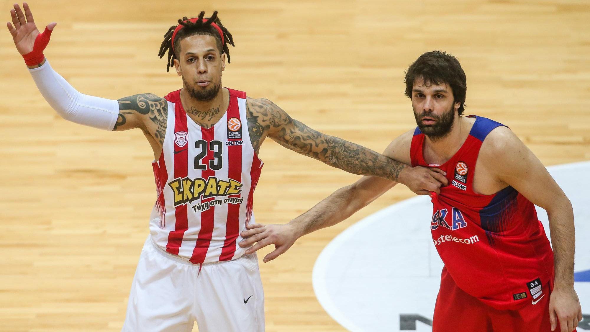 «Финал четырех» баскетбольной Евролиги пройдет в 2019г. в столице России