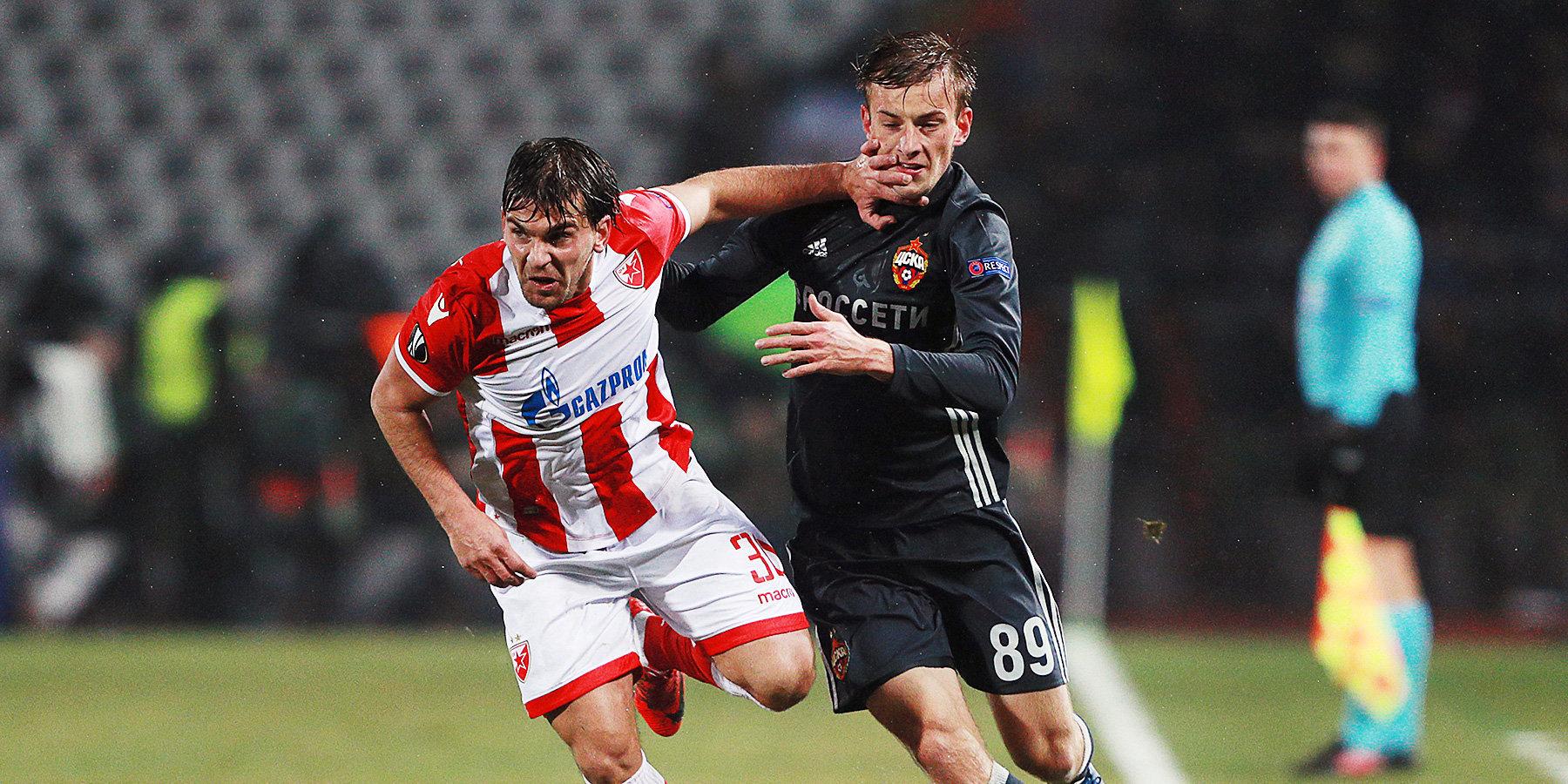 «Црвена Звезда» разгромила «Явор» перед вторым матчем сЦСКА