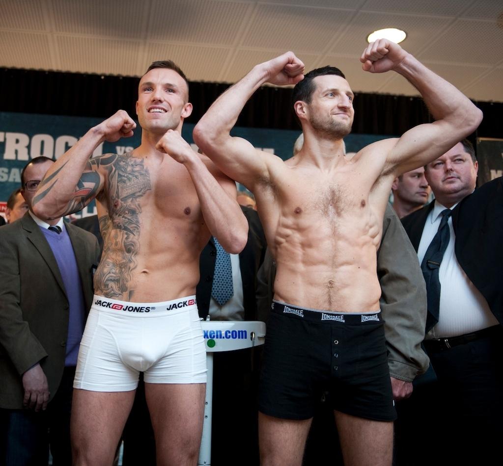 Fucking boxer weigh