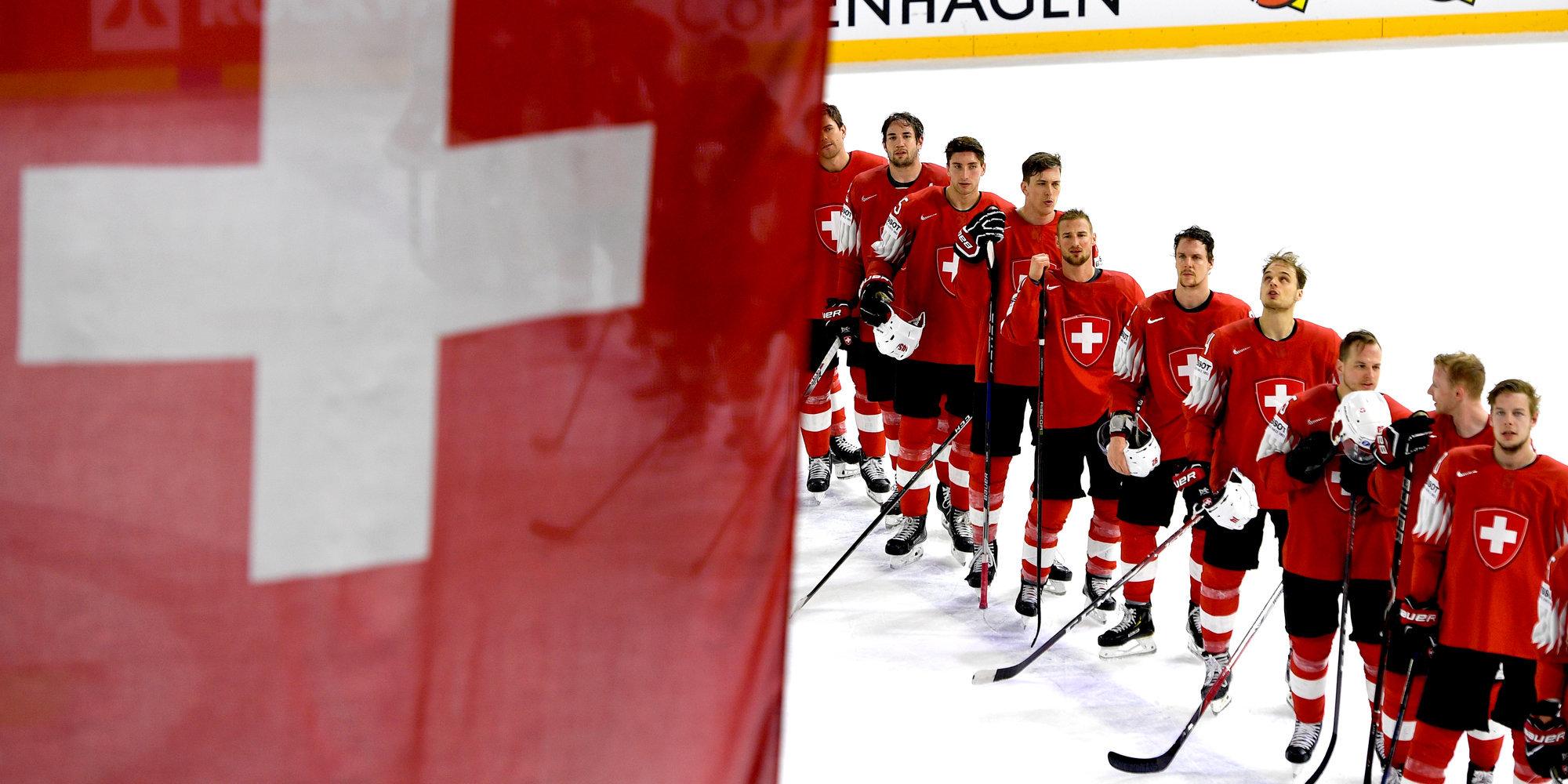 Швейцария обыграла Австрию на чемпионате мира и опередила Россию